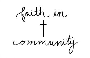 Faith in Community